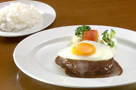 姫路肉汁ハンバーグ